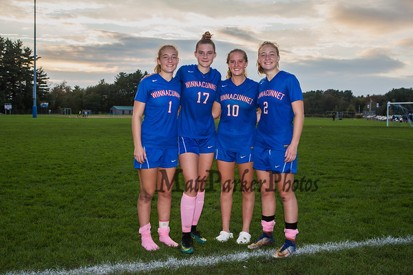 2018-10-4 WHS Girls Soccer vs Dover