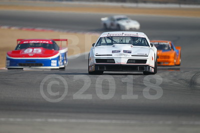 2018 Group 7B 1981-1991 IMSA GTO, GTP, Trans-Am