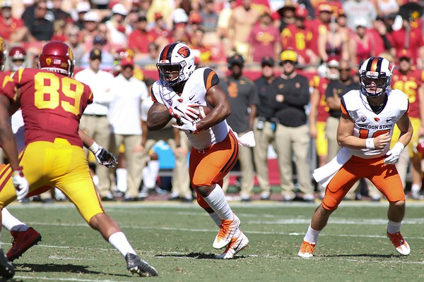 USC Vs. Oregon St. 100717