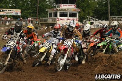 Raceway Park Motocross August 24, 2008