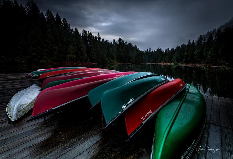 Canoe Dockings 11/18/2019