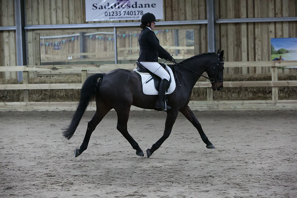Dressage 15th November Class 3 and 4