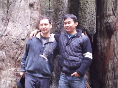 July 2012: Humboldt Redwoods Camping Trip
