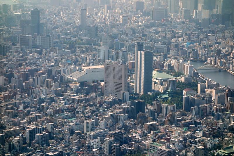 Edo-Tokyo Museum and Kokugikan