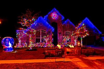 Christmas 2016 House Lighting Winners