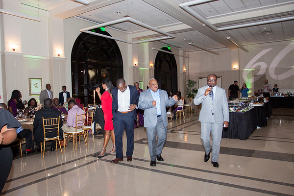 Dr. Mokeba's surprise 60th Birthday
