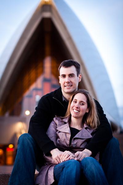 Lisa & David's Engagement