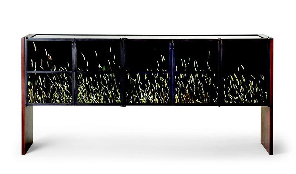 . The Reverie Sideboard by Ted Boerner, Inc. Erin Derby.