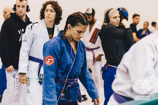 Andrea Jordan -  IBJJF NY Open 2017