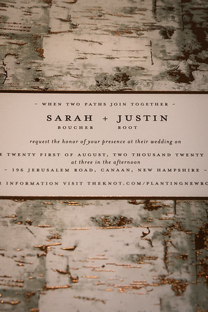 Sarah + Justin Root Wedding