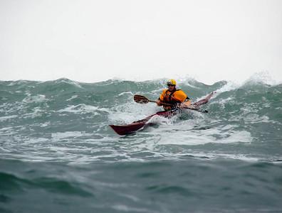 Surf Kayaking