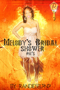 Melody's  Bridal Shower