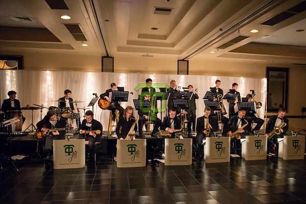Jazz Band Dinner Dance - Feb. 1, 2013