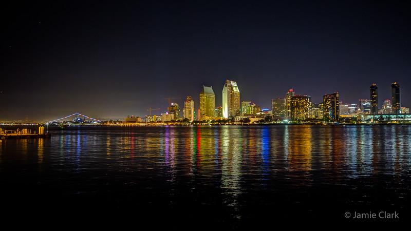 Ferry Ride to Coronado - San Diego - September 2016