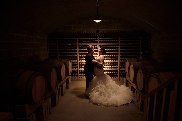 Melissa and David's Wedding, Pizadilli Winery