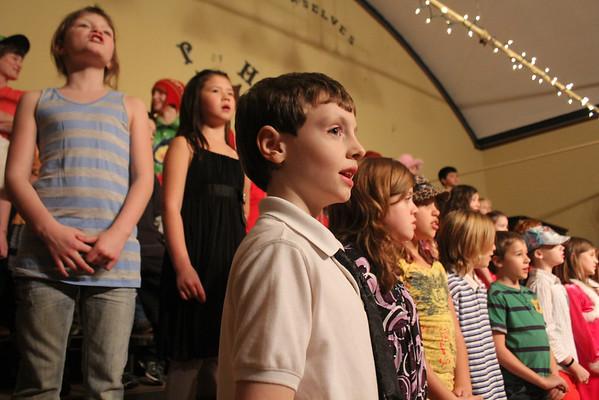 Bridgewater Village School Holiday Concert