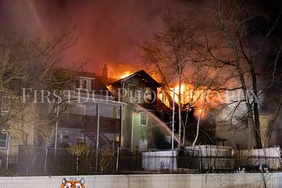 Paterson 4th Alarm: 18 Barnert Pl. 7 Mar 21