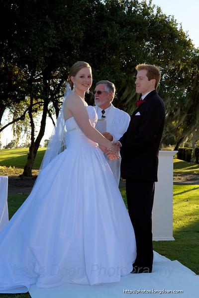 Sarah and John's Wedding, December 2012