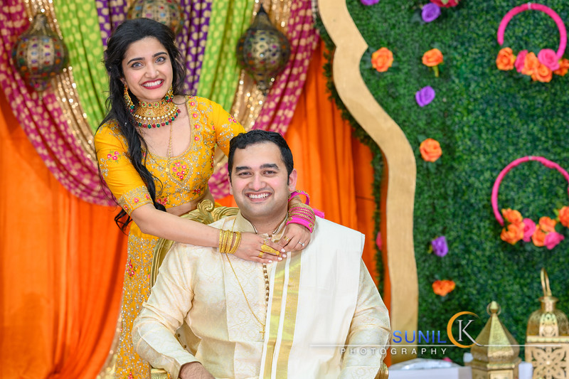 Jaibel & Varun Mylanchi Chantham Chaarthu Celebration