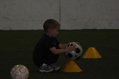 Cole's Winter Soccer 2011