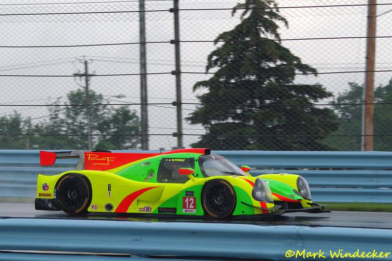 3rd LMP3 Andres Gutierrez Performance Tech Motorsports Ligier JS P3