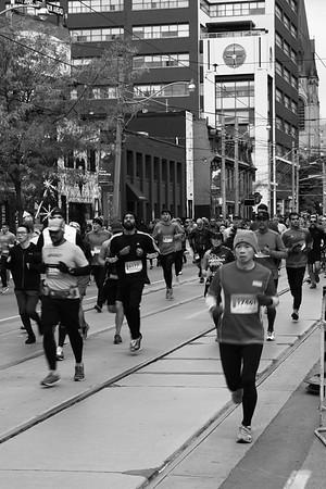 2018 - Toronto Marathon