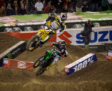 2014 Supercross Round 3 - Anaheim