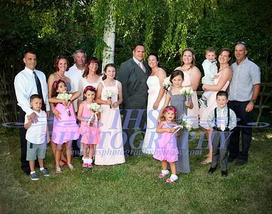 Hintz Wedding - Family