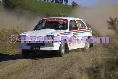 2006 Otago Classic Rally - Sun