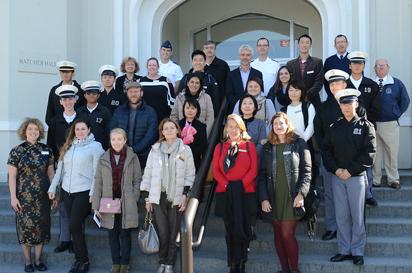 International Educational Consultants Visit FUMA