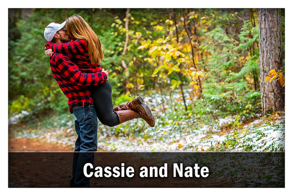 Cassie and Nate