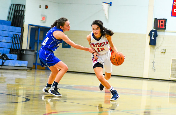 North Middlesex 61, Bromfield 26