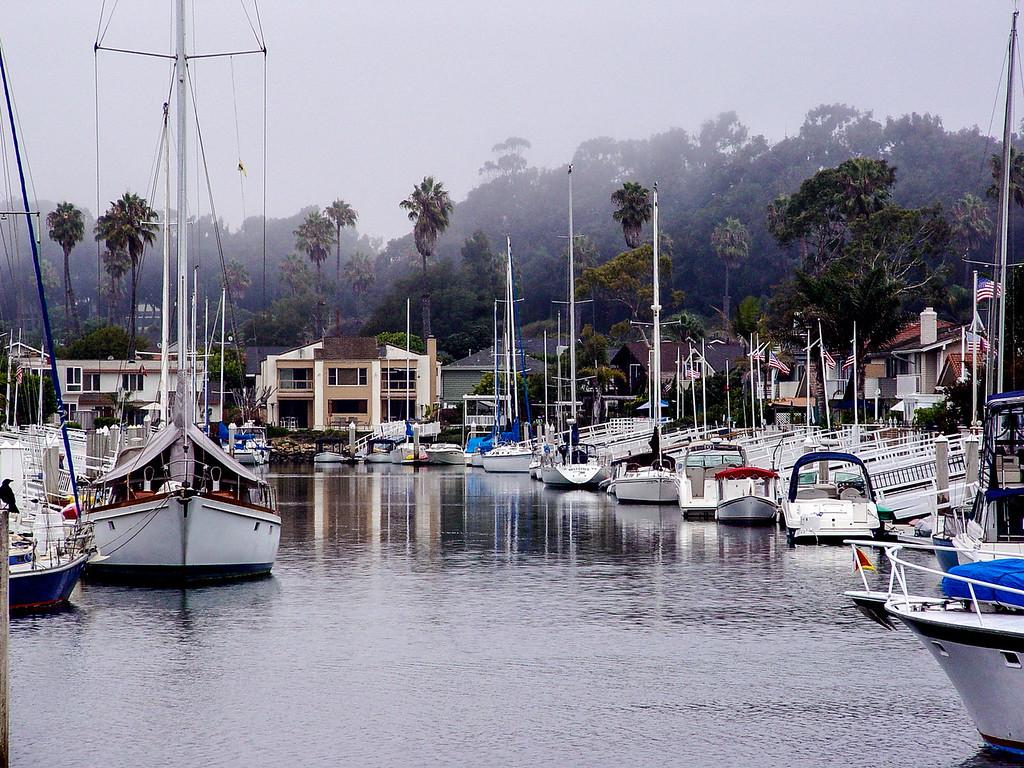 Harbor area - Ventura, California
