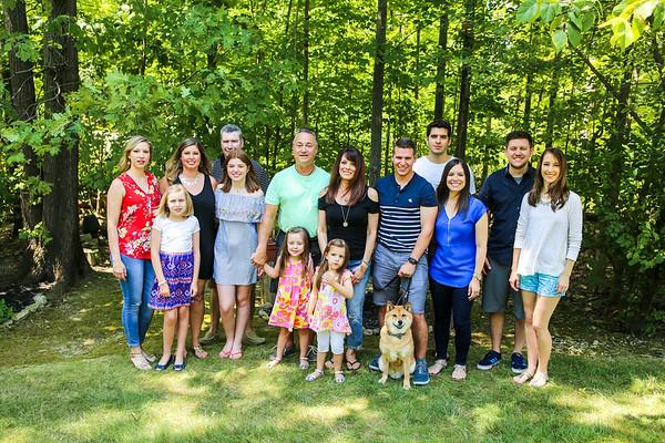 Novak Summer Family Portraits 2017