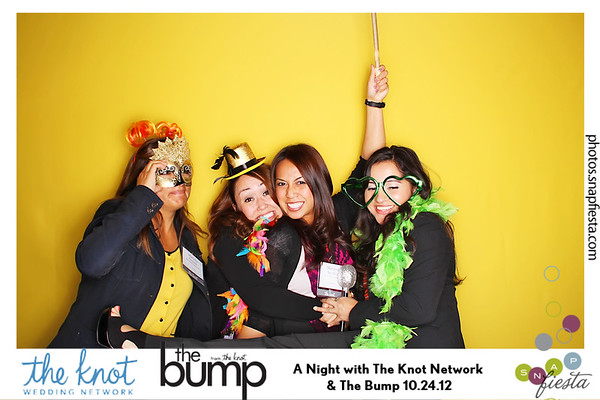 The Knot and The Bump @ The Winery SF 10.24.12