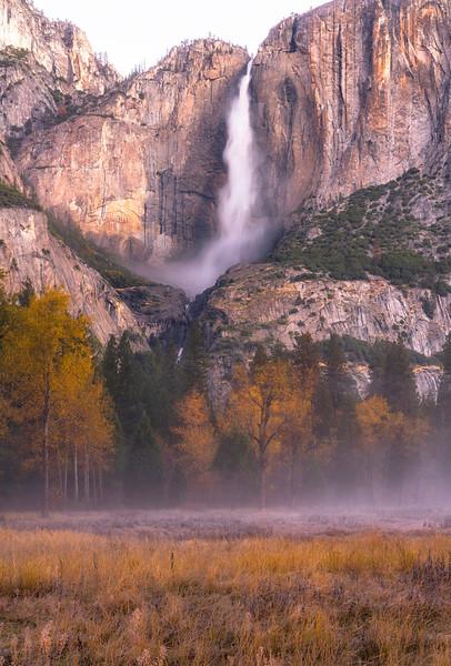 Yosemite Fall 2016