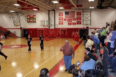 Boys Varsity Basketball - 1/31/2008 Grant