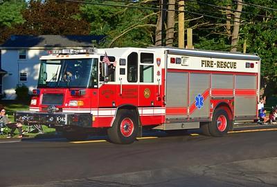 Parade - Ellington, CT - 9/11/21