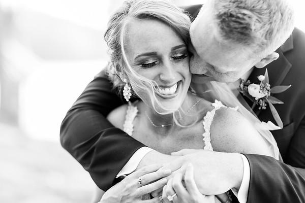 Kristin & Brett Wedding