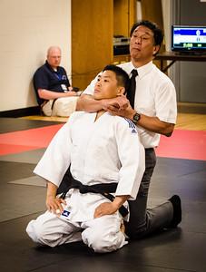 2012 CanAm Judo