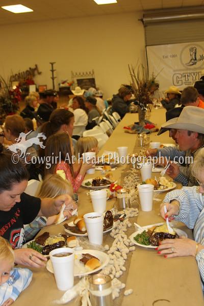 STEAK DINNER 4-20-13