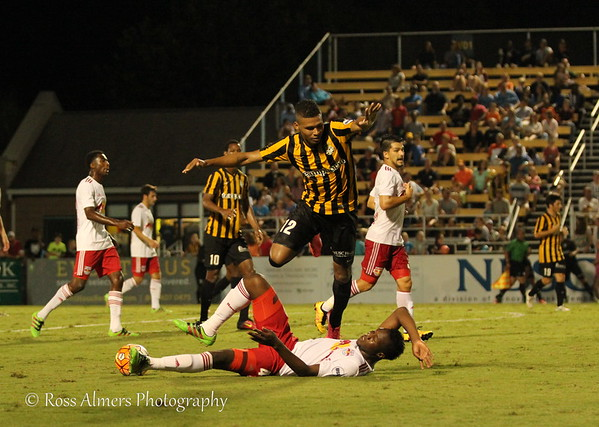 Charleston Battery vs NY Red Bulls II September 24 2016