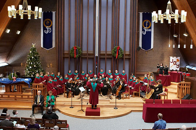 Mountain View UMC 12-04-2005 Come Ye Faithful (Cantata)
