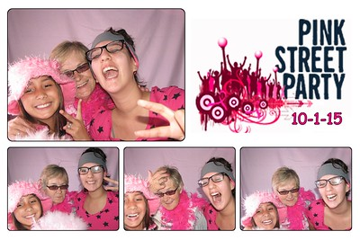 Pink Street Party