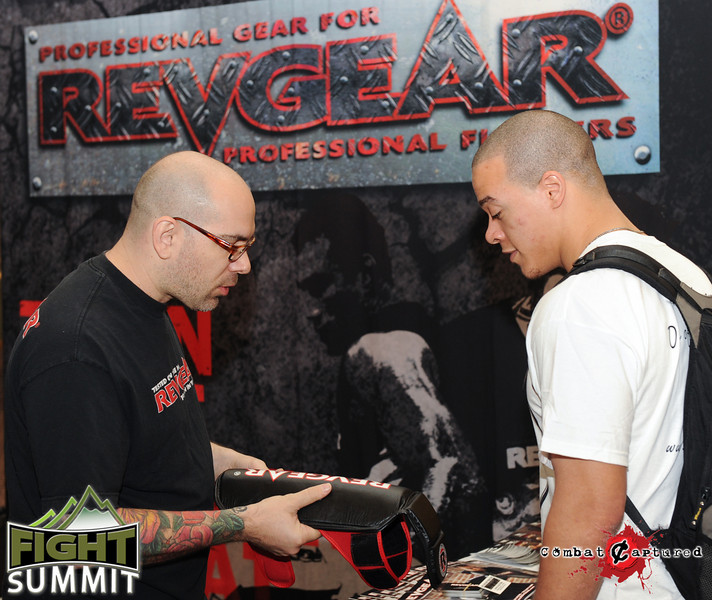 """Images copyright ©2010 Charles Penner/CombatCaptured. All rights reserved. Images may be used on PERSONAL PAGES(eg. Facebook), as shown, with watermarks left intact.  Commercial use is not usually provided without a fee, but because of the great friends and contacts I made during my time there!  (For FIGHT SUMMIT images ONLY:) Fight Summit images may be used for """"commercial use"""" by the individuals and/or companies portrayed in each specific image; as shown, with watermarks left intact.  You can NOT use images containing other people or companies without written permission from those entities and myself.  (If you would like a NON marked image, please contact me and I will provide one; photo credit will need to be given)  For Full Resolution images please visit www.combatcaptured.com"""