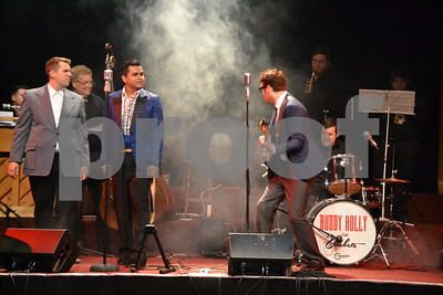 7/20/15 Tyler Civic Theatre Presents Buddy Holly! - Rehearsal by Jan Barton