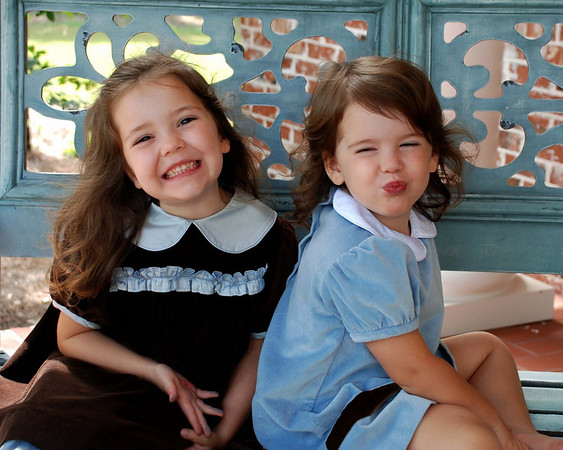the Thomas girls