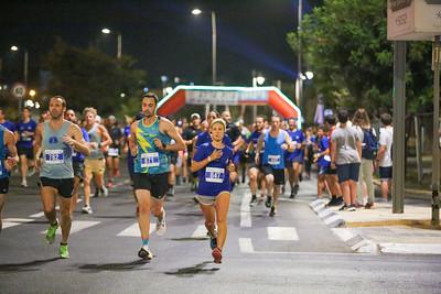 מרוץ לילה מכביה בירושלים 2021