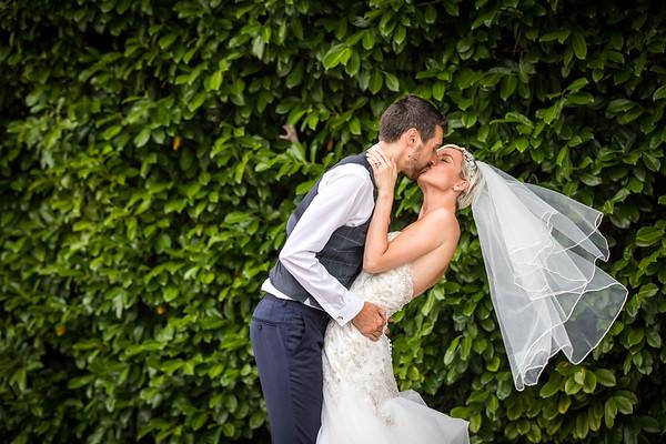 Laura Matt Wedding - Southover Grange