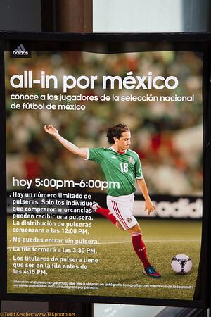 ADIDAS Mexican National Soccer Team - San Fran